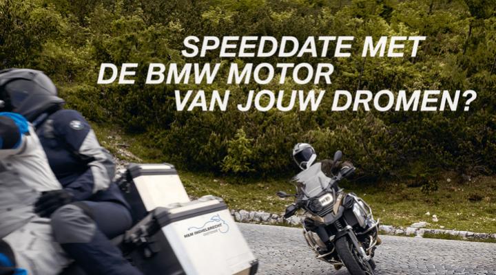 BMW Motorrad Testdays