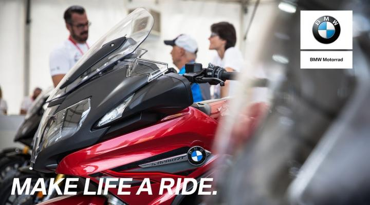 BMW Motorrad Modeljaar 2018