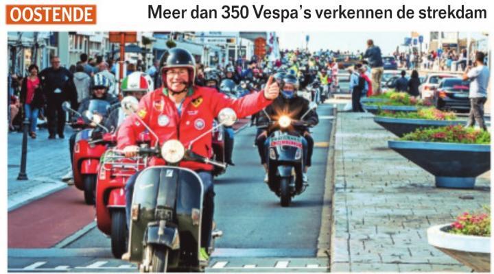 Vespa Club Oostende