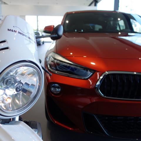 R nineT Urban G/S BMW X2