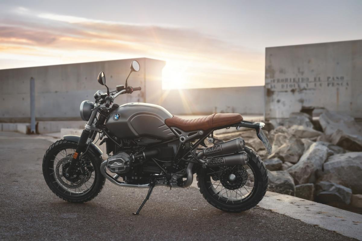 BMW Motorrad Spezial R nineT Scrambler