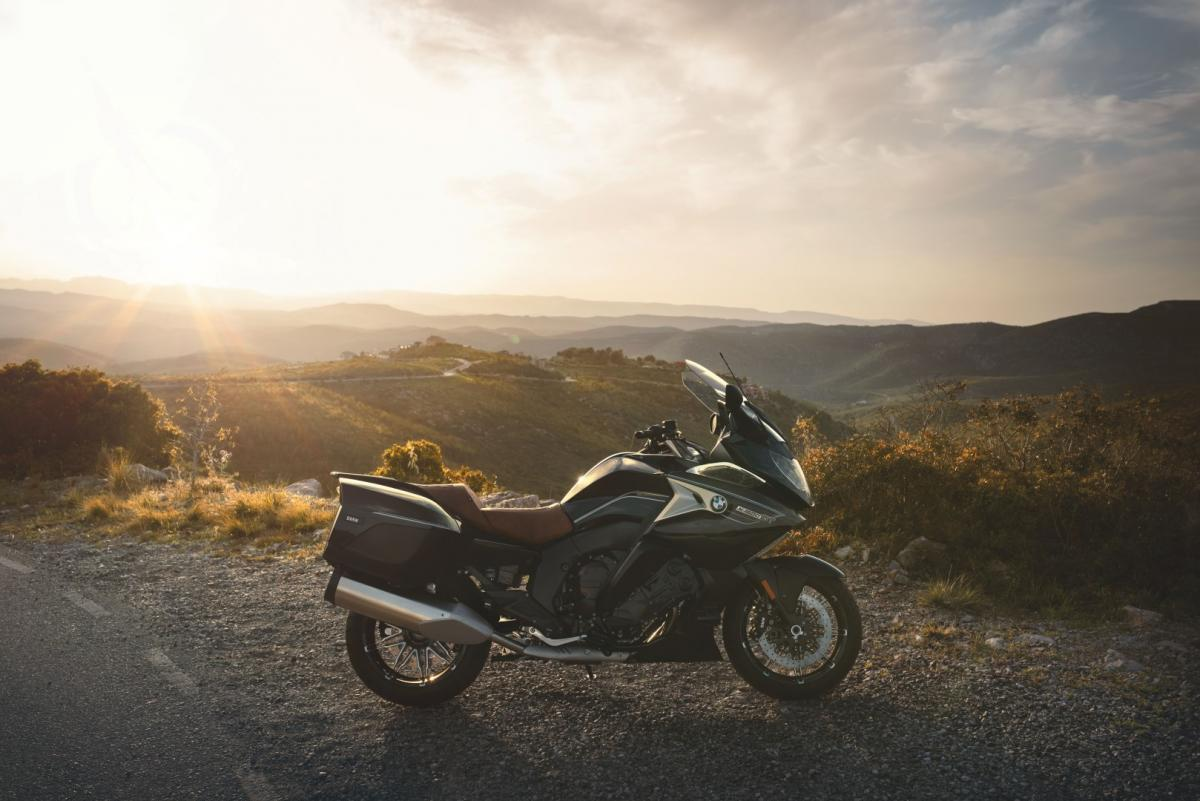 BMW Motorrad Spezial K 1600 GT