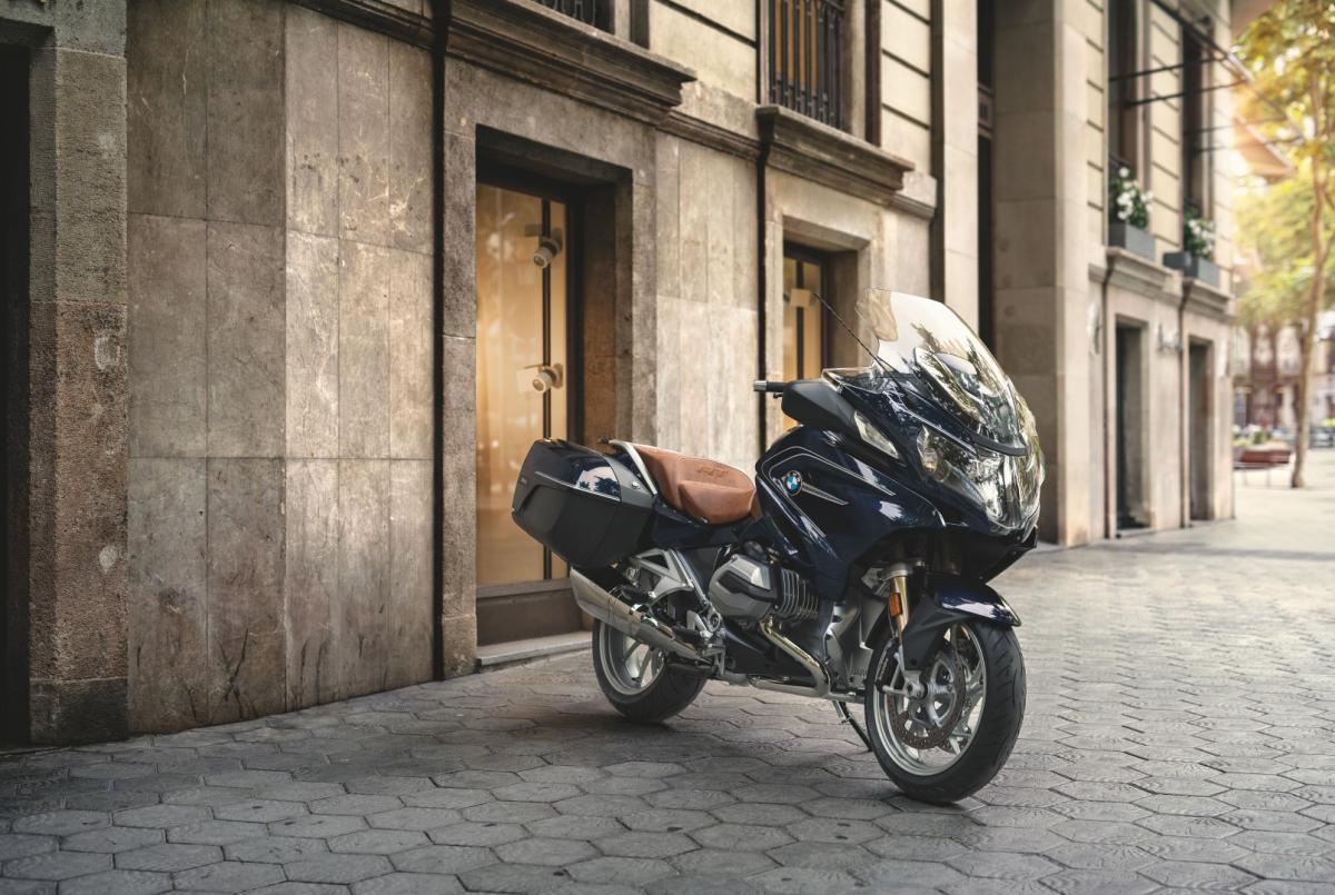 BMW Motorrad Spezial R 1200 RT