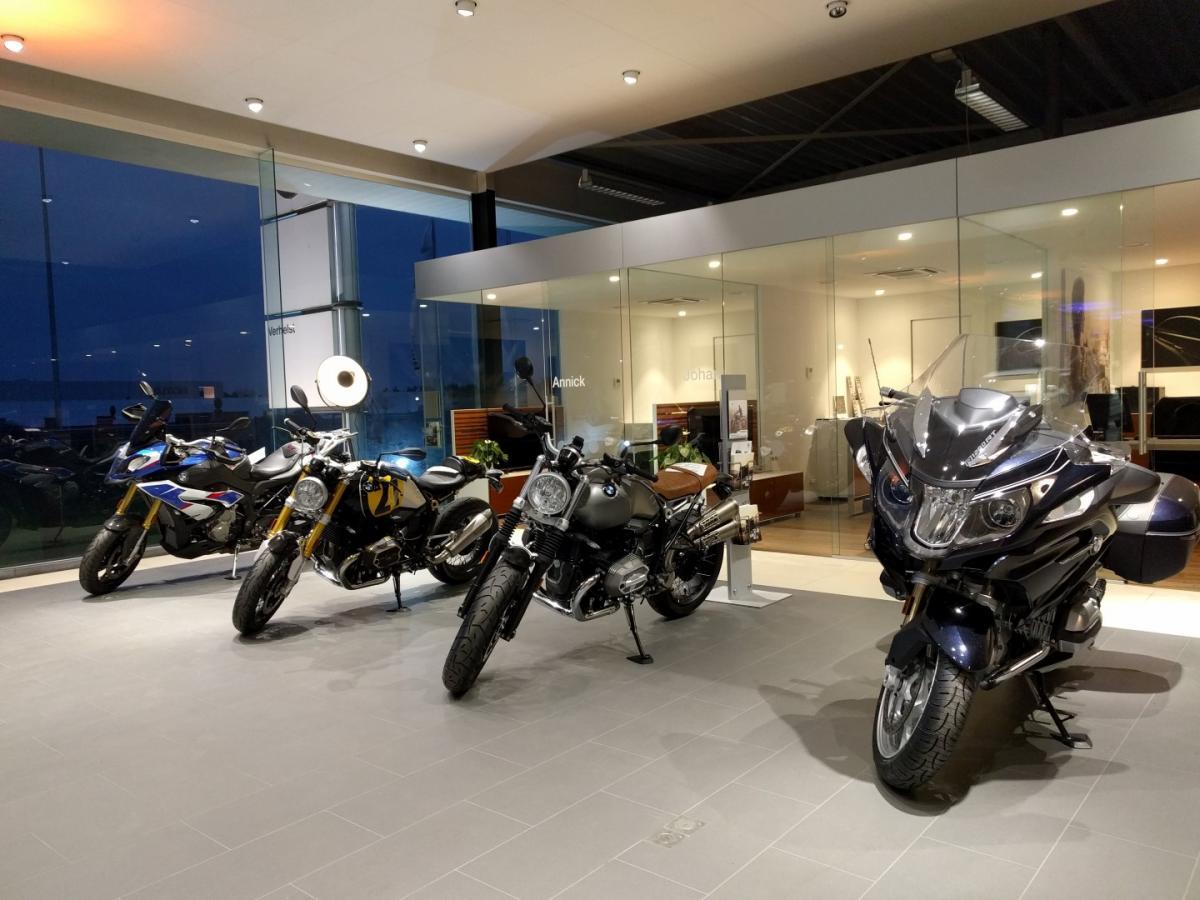 BMW Motorrad Spezial modellen bij  BMW Verhelst