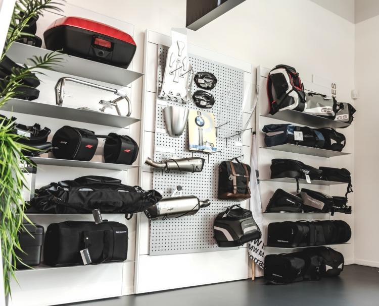 BMW Motorcycle Equipment