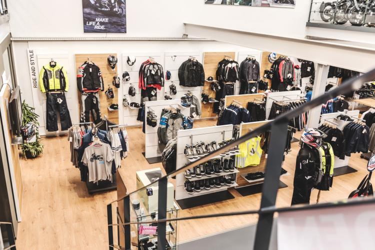 BMW Motorrad Ride & Style Shop