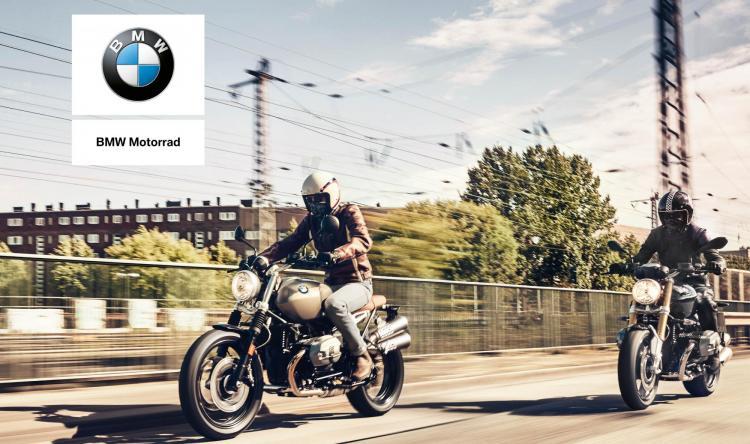 BMW Rider Equipment
