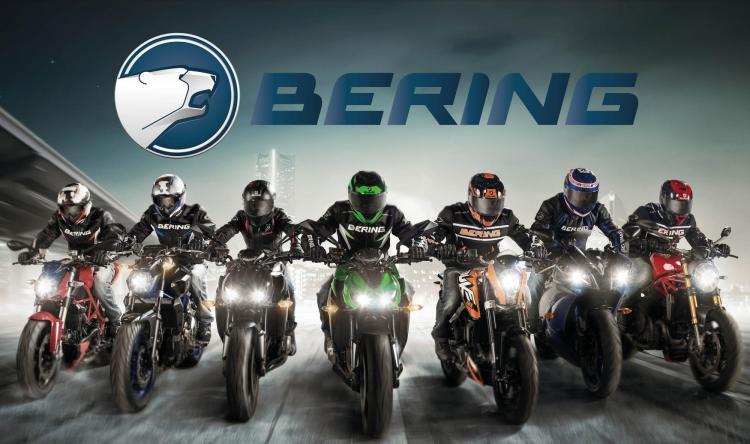 Bering motorkleding