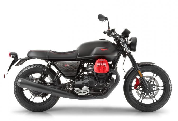 Moto Guzzi V7 Carbon