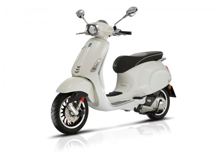 Vespa Sprint Wit